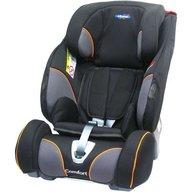 KLIPPAN - Scaun auto Triofix Comfort 9-36 Kg cu baza isofix Black, Orange