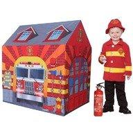 Knorrtoys Cort de joaca pentru copii Statia de Pompieri