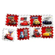 Knorrtoys - Covor puzzle din spuma Cars 3 Race of a Lifetime 8 piese