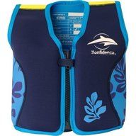 Konfidence - Vesta inot copii cu sistem de flotabilitate ajustabil The Original blue palm 1,5- 3 ani
