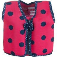 Konfidence - Vesta inot copii cu sistem de flotabilitate ajustabil The Original ladybird polka 1,5-3 ani