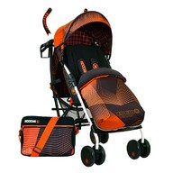 Koochi Carucior sport Speedstar Orange Hyperwave