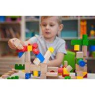 Kooglo - Blocuri magnetice educative 50 piese Multicolore