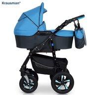 Krausman - Carucior Kraus Clasic Blue