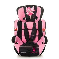 Krausman Scaun auto Kid Love Princess 9-36kg