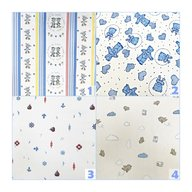 Kreis Design - Scutece multifunctionale 90x90 cm 2/set, Blue