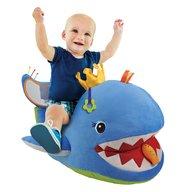 K's Kids Balena albastra cu activitati