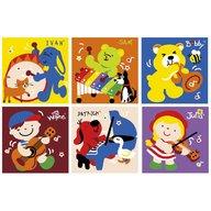 K's Kids Cub muzical & educativ Asculta, bate din palme & canta!