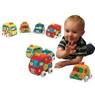 K's Kids Masinuta cu mecanism pentru bebelusi