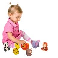 K's Kids Set forme Popbo - Animale salbatice