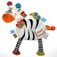 Label Label Minipaturica Friends - Zebra