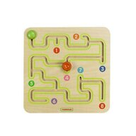 Masterkidz - Labirint, din lemn, +18 luni,