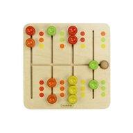 Masterkidz - Labirint pentru sortarea culorilor, din lemn, +2 ani,