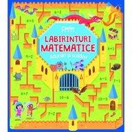 Corint - Labirinturi matematice - Adunari si scaderi