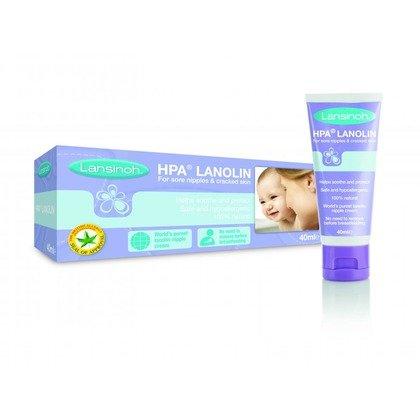 Lansinoh - Hpa lanolin crema mameloane x 40 ml