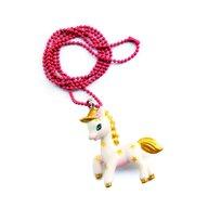Djeco - Accesoriu Lantisor cu pandantiv Unicorn