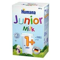 Humana - Lapte praf, Junior 1+, 600 g, 12 luni+