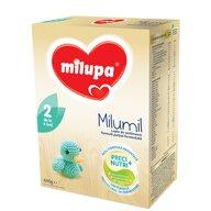 Milupa - Lapte praf Milumil 2, 600g, 6-9 luni