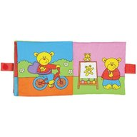 Galt - Large Soft Book Carticica moale Teddy's Day