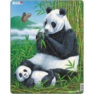Larsen - Puzzle Panda 33 Piese