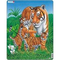 Larsen - Puzzle Tigru 23 Piese