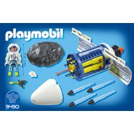 Playmobil - Laser pentru meteoriti