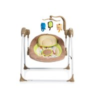 Moni - Leagan electric Baby Swing+ Cappucino