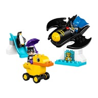 LEGO® Aventura cu Batwing-ul