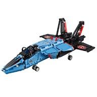 LEGO® Avion cu reactie pentru curse