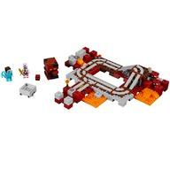 LEGO® Calea Ferata Nether
