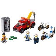 LEGO® Cazul camionul de remorcare