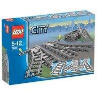LEGO® CITY - Macaz de cale ferata - 7895