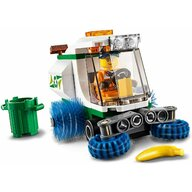 LEGO - Set de constructie Masina de maturat strada , ® City, Multicolor