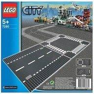 LEGO® CITY SINE DREPTE - 7280