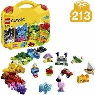 LEGO - Set de constructie Valiza creativa , ® Classic, Multicolor