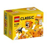 LEGO® Cutie portocalie de creativitate