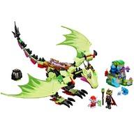 LEGO® Dragonul malefic al regelui Goblin