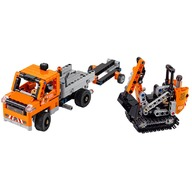LEGO® Echipaj pentru repararea drumurilor