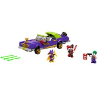 LEGO® Joker™ si masina joasa Notorious