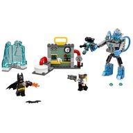 LEGO® Mr. Freeze™ si Atacul inghetat