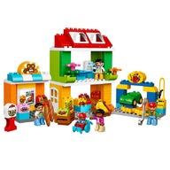 LEGO® Piata mare a orasului