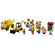 LEGO®  Santier de demolari