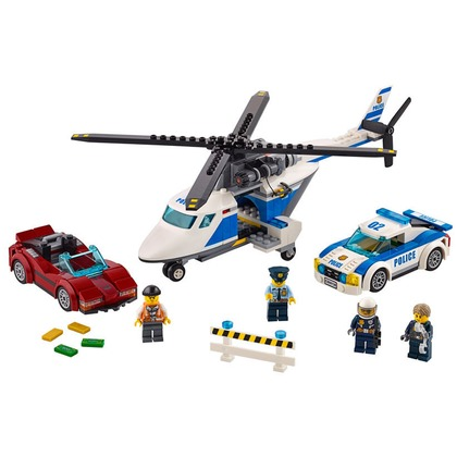 LEGO® Urmarire de mare viteza