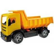 Lena Camion basculanta pentru copii din plastic galbena sustine 100 kg
