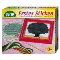 Lena - Primul meu joc de crosetat Copac