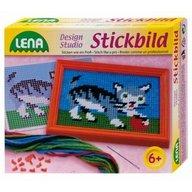 Lena - Primul meu joc de crosetat Pisica
