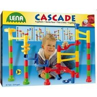 Lena - Set de joaca labirint de bile 42 piese si 20 bile