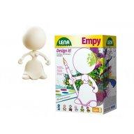 Lena - Set de colorat figurina model fetita