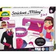 Lena - Studio de crosetat cu accesorii Miley 3 in 1