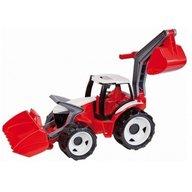 Lena Tractor cu excavator si cupa Gigant plastic 102 cm